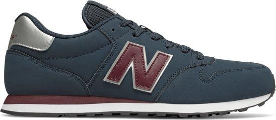 new balance blauw rood