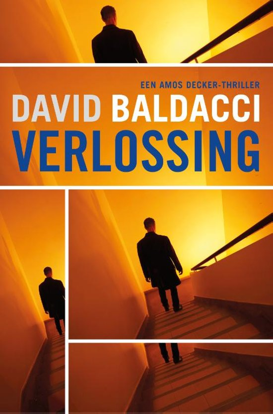 Boek cover Amos Decker 5 - Verlossing van David Baldacci (Paperback)