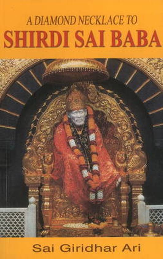 Diamond Necklace to Shirdi Sai Baba
