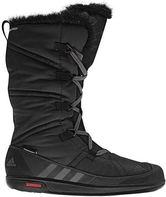 bol.com | Adidas Snowboots Ch Choleah Lace Up Dames Zwart ...