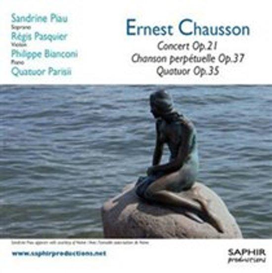 Concert Op21, Chanson Perpetuelle