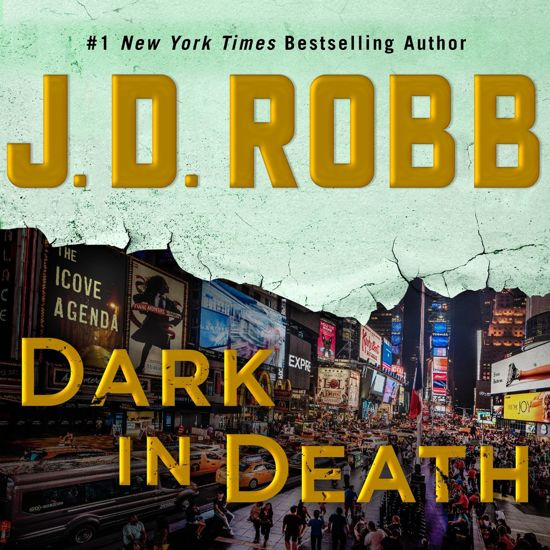 Boek cover Dark in Death van J. D. Robb (Onbekend)