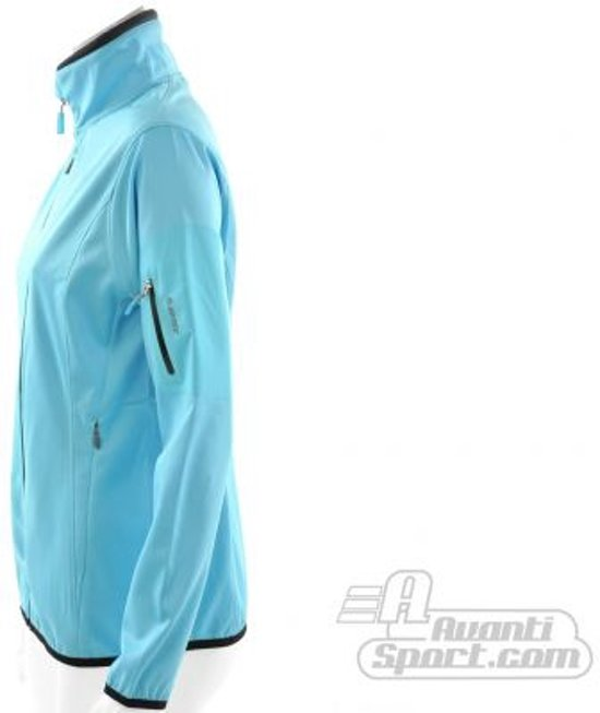 Hi Blauw Vrouwen Maat Softshell Sportjas tec Fai L BBxq6pOw