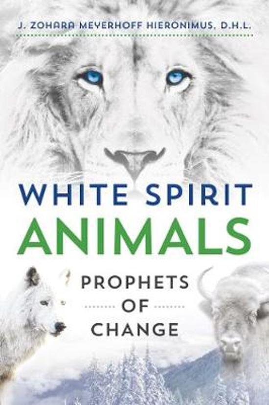 Bol White Spirit Animals J Zohara Meyerhoff Hieronimus