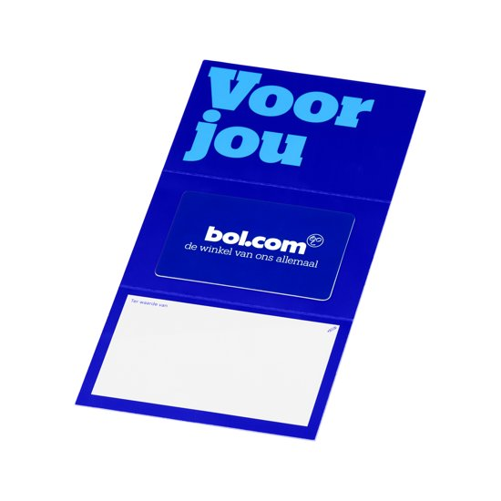 bol.com cadeaukaart - 5 euro - Voor jou - bol.com