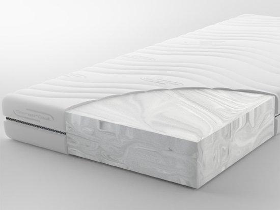 Pantera koudschuimmatras 'Colorado XL Medium' 90x200 cm
