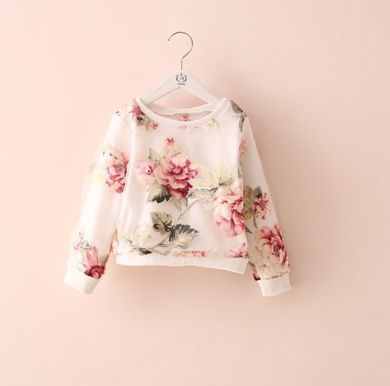 Sweater roses 92/98