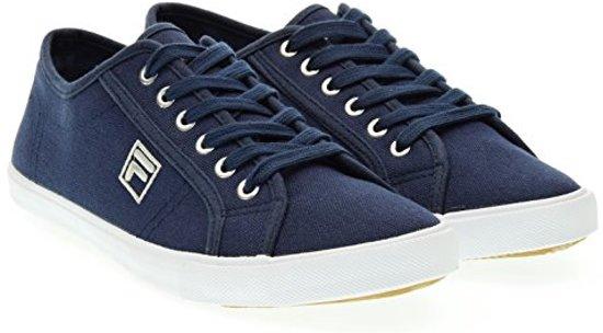 Heren sneakers sportschoenen | Fila millen low | Blauw maat 43