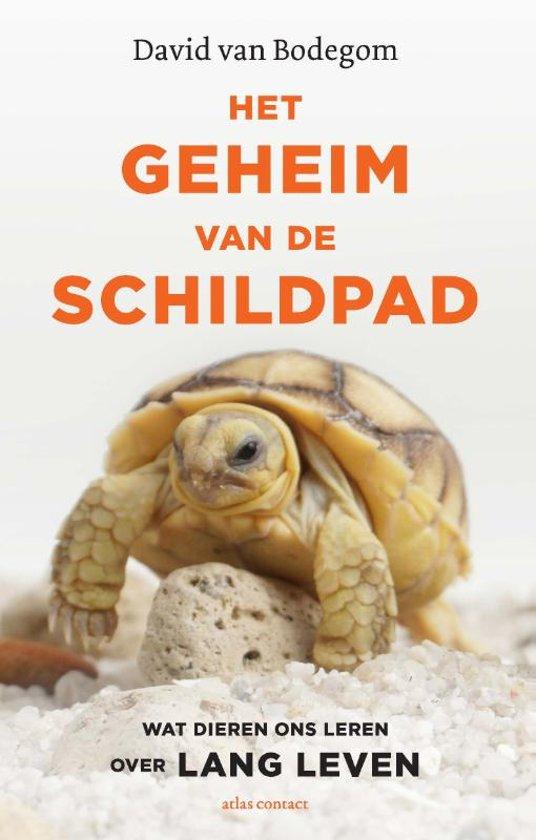 Het geheim van de schildpad - wat dieren ons leren over lang leven