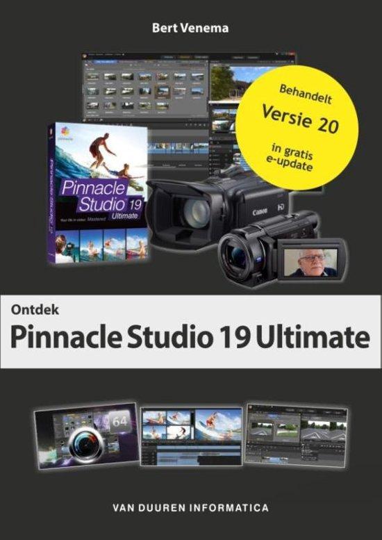 Ontdek! - Pinnacle Studio 19 & 20
