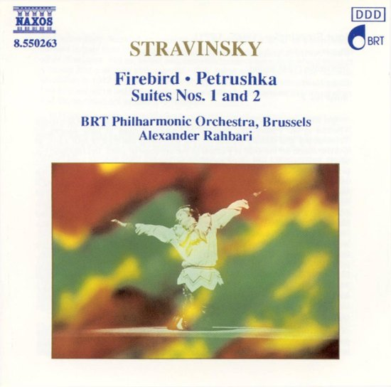 Firebird Petrushka Suites