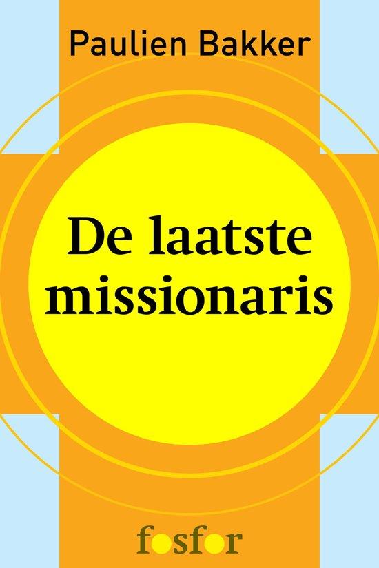 De laatste missionaris