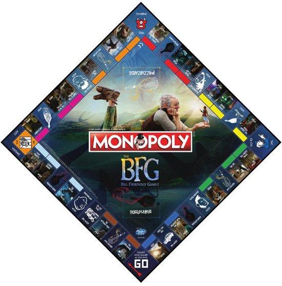 Monopoly BFG - Bordspel - Engelstalig