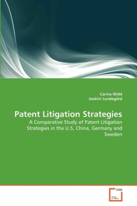 Patent Litigation Strategies
