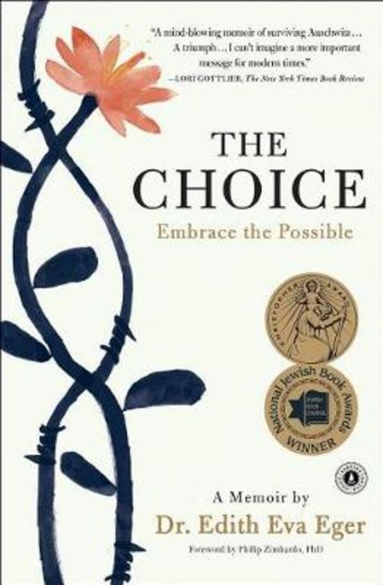 Boekomslag voor CHOICE