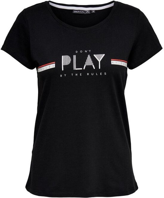 Only Play Sporttop - Black - Maat L