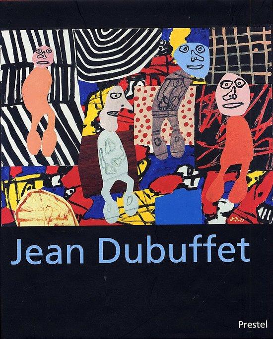 Cover van het boek 'Jean Dubuffet'