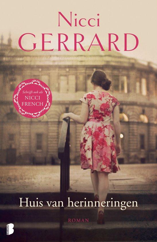 Boek cover Huis van herinneringen van Nicci Gerrard (Paperback)