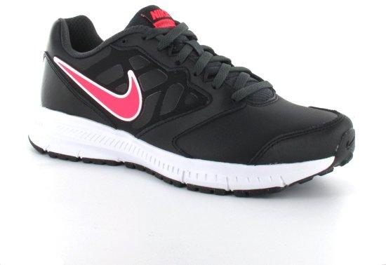 pretty nice 83993 a47ba Nike Wmns Downshifter 6 Leather - Hardloopschoenen - Dames - Maat 36 -  ZwartFluor