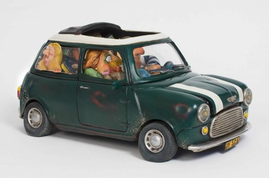 Guillermo Forchino - Mini Cooper My first Love