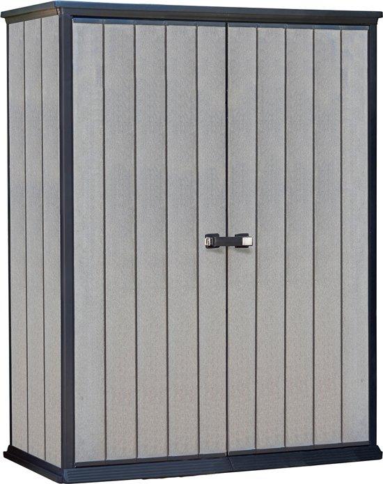 Uitgelezene bol.com | Keter - High Store Shed - schuur - 139,5 x 77 x 181,5 cm TA-22