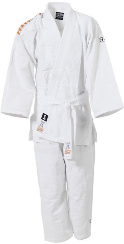 644083c77b0 Nihon Judopak Makoto Junior Wit Maat 140