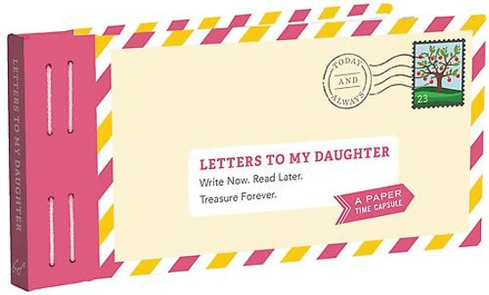 Bol letters to my daughter lea redmond 9781452153827 boeken letters to my daughter expocarfo Images