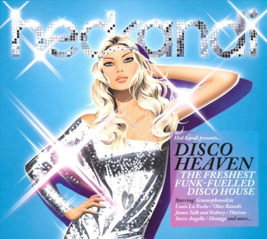 Hed Kandi - Disco Heaven 101