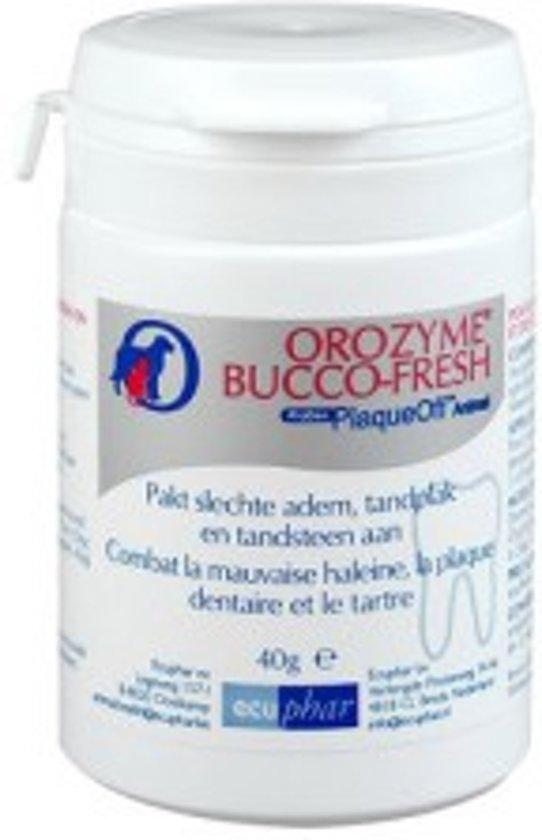 Orozyme Bucco Fresh PlaqueOff - 40 g