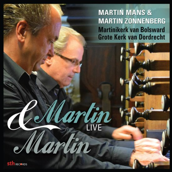 Bolsward / Dordrecht, Martin & Martin live