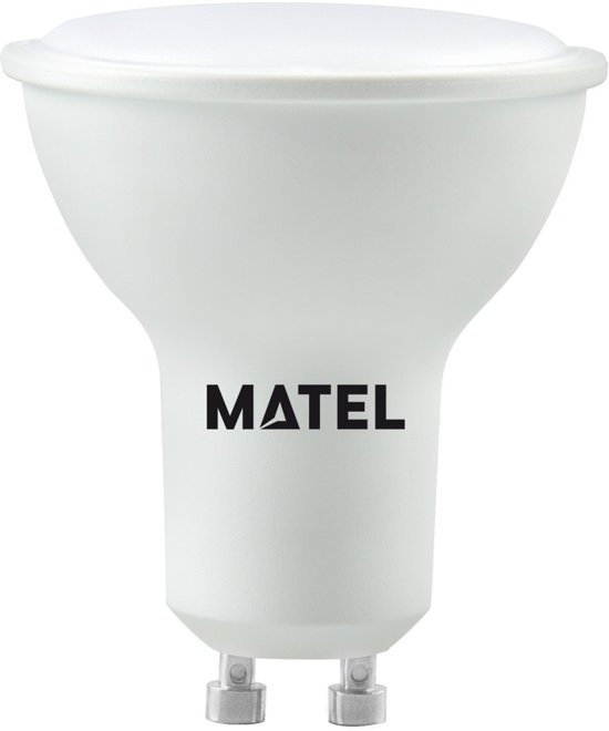 GU10 - Warm Wit - 250 Lumen - 3 Watt