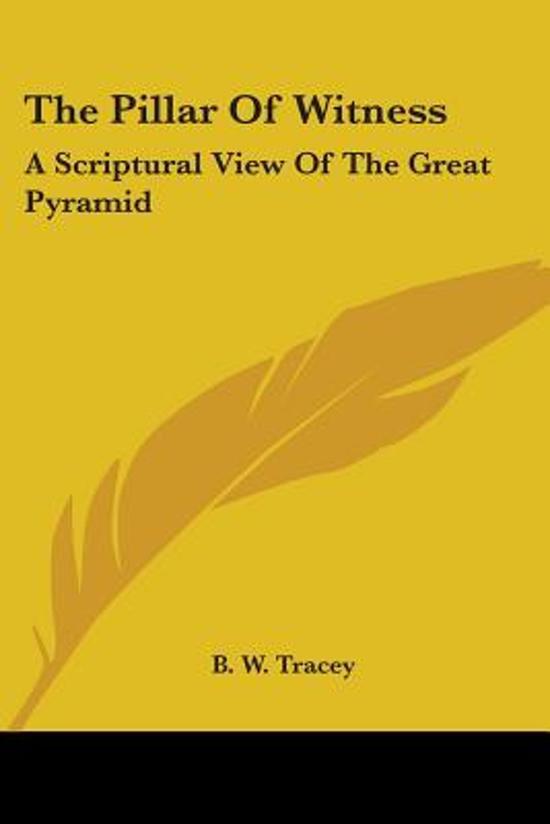 The Pillar of Witness