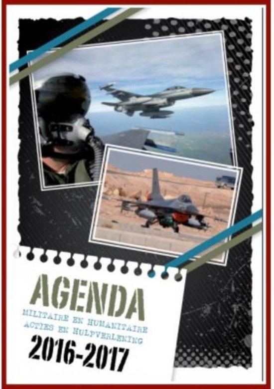 Agenda militaire en humanitaire acties en hulpverlening 2016 2017