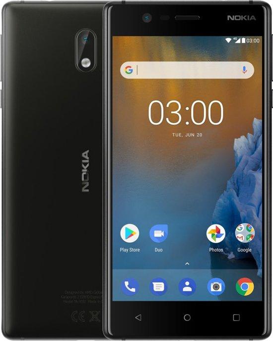Nokia 3 - 16 GB - Zwart in Noordeinde