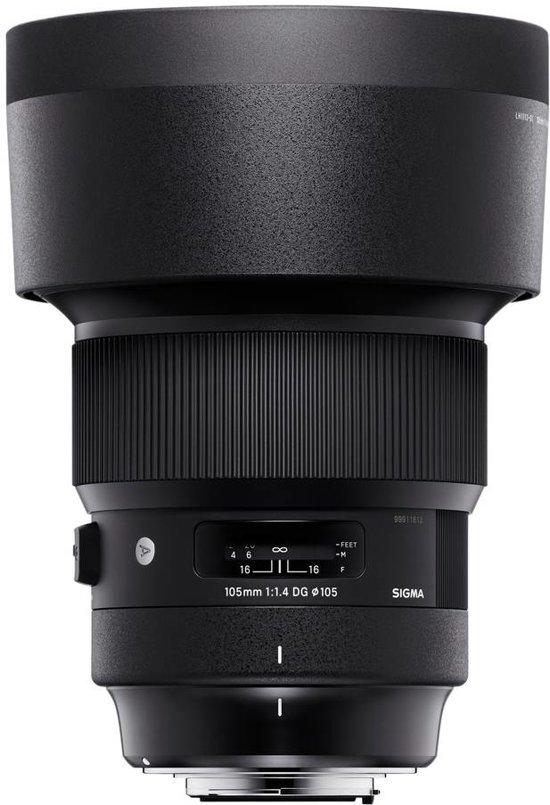 Sigma 105mm f/1.4 DG HSM Art Canon EF