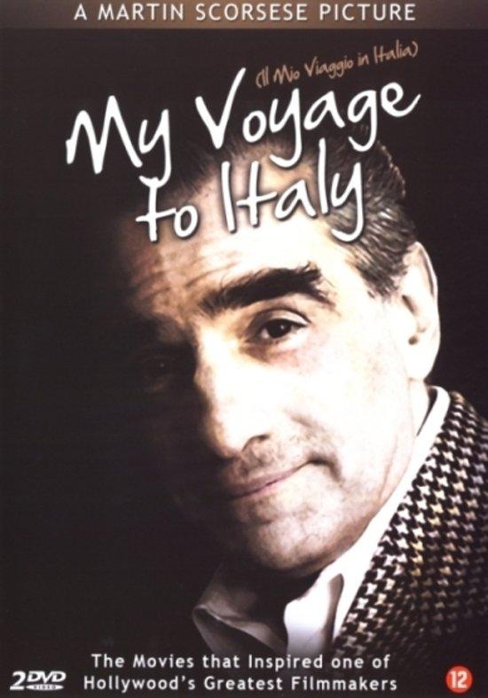 Cover van de film 'Martin Scorcese's - My Voyage To Italy'