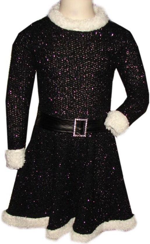 kerst jurk maat 92