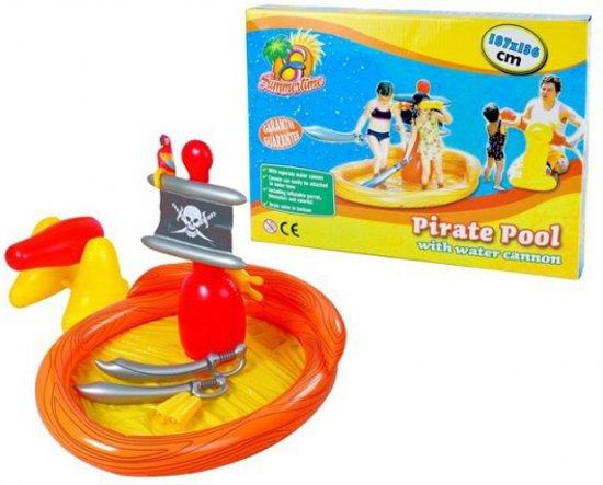 Fun & Feest Zwembad Piraten zwembad