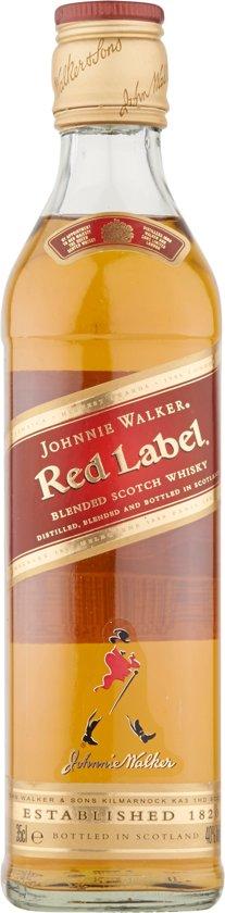 Johnnie Walker Red Label - 35 cl