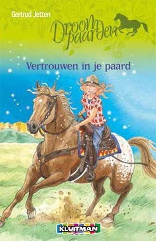 Bol Com Droompaarden 5 Vertrouwen In Je Paard Gertrud