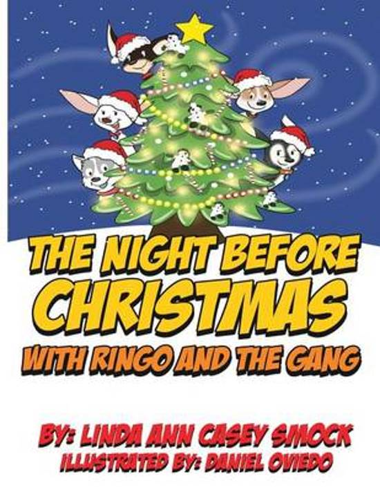 The Night Before Christmas with Ringo and the Gang
