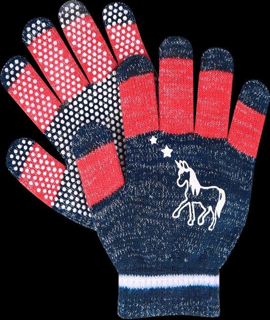 Paardrijhandschoenen Unicorn grippy