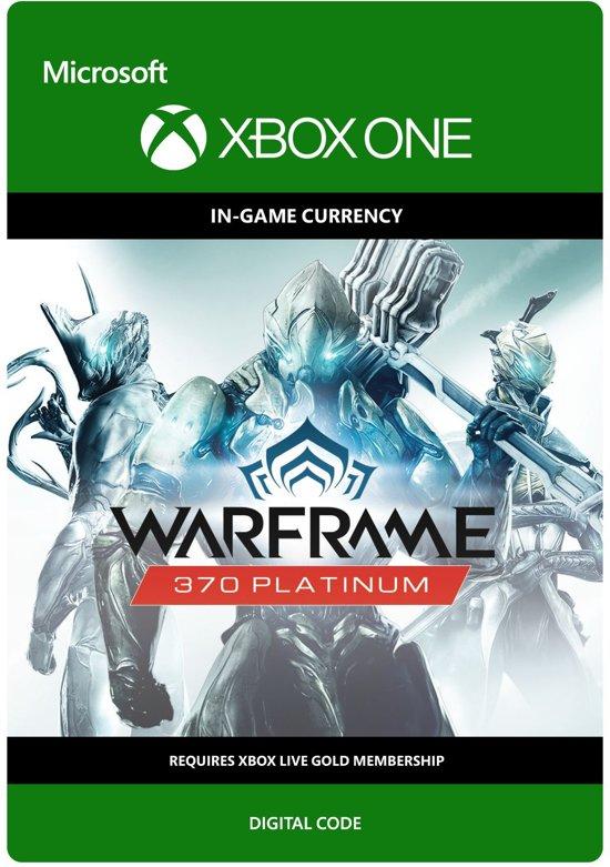 Warframe: 370 Platinum