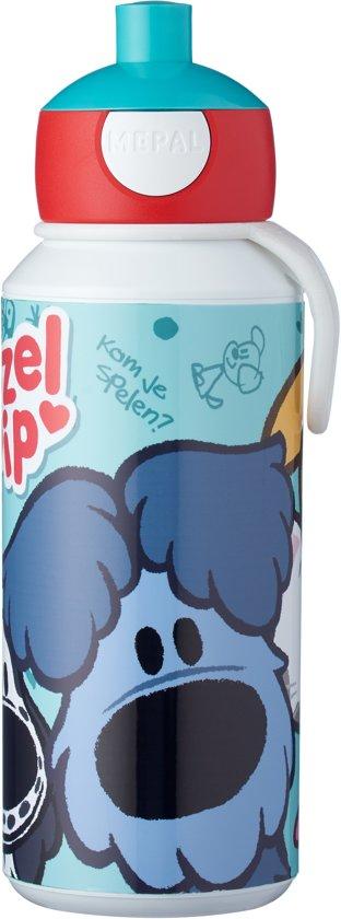 Mepal Drinkfles Pop-Up Woezel & Pip 400