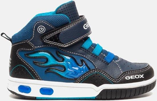 3b09881bc2b bol.com | Geox - J 8447 C - Lage sneakers - Jongens - Maat 31 ...