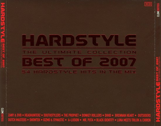 Hardstyle Ultimate Collection 2007