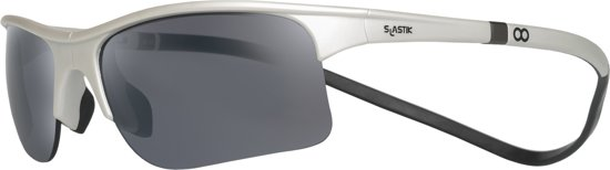 Slastik magneet zonnebril Sun Hawk Magic Silver 005