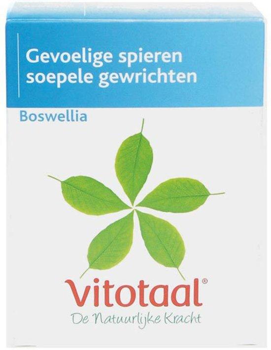 Vitotaal® Boswellia - 45 capsules - Voedingssupplement