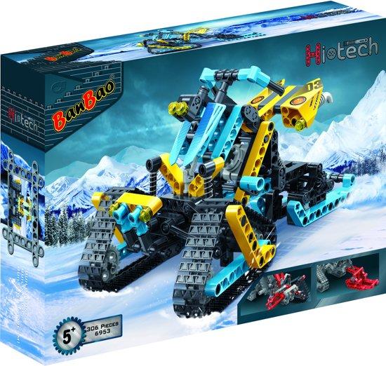 BanBao Hi-Tech Snow Driver - 6953