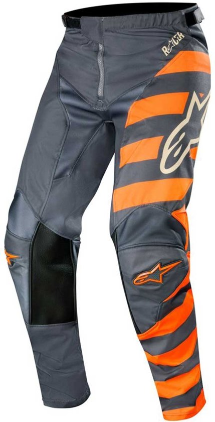Orange Racer Anthracite Crossbroek fluor sand Alpinestars 28 Braap SxUw5X